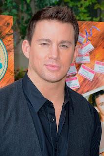 Channing Tatum handsome man