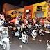 Na Avenida: Equipe Agitação Moto Show, no VI Moto Fest edição 2016