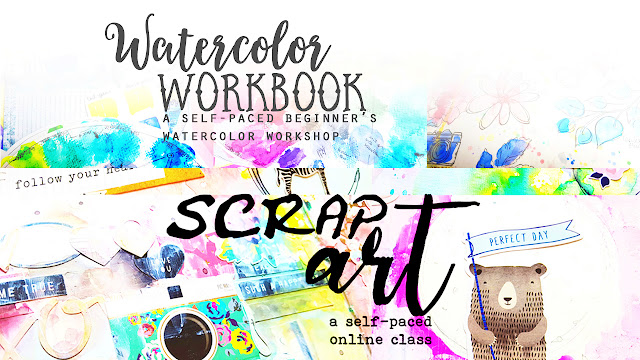 http://learn.iritlandgraf.teachable.com/p/watercolor-workbook-scrap-art-bundle