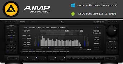AIMP, ο Καλύτερος Audio Player, Windows, Android, portable