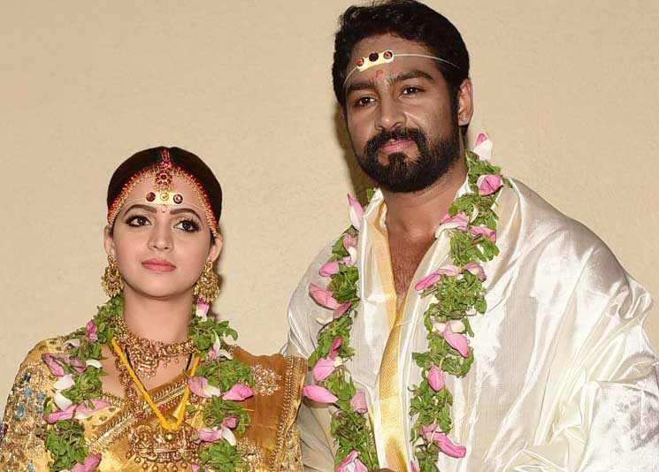 Actress Bhavana Marriage