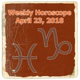 weekly horoscope april 23 2018 libra, scorpio, sagittarius, capricorn, aquarius, pisces