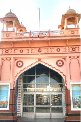 Bikaner junction railway station, Rajasthan
