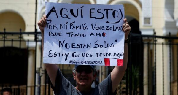 ¡ATENCIÓN! Perú aprueba norma que regula contratación de trabajadores venezolanos