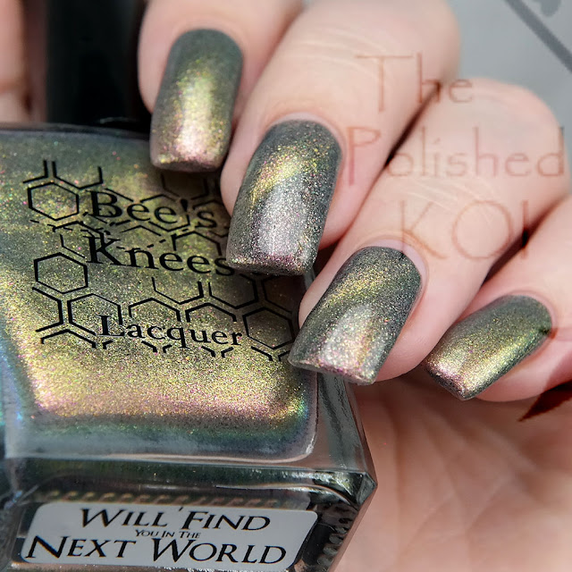 Bee's Knees Lacquer I Will Find You in the Next World