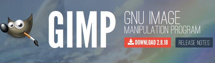 Instalar Gimp editor de imagem de graca para windows