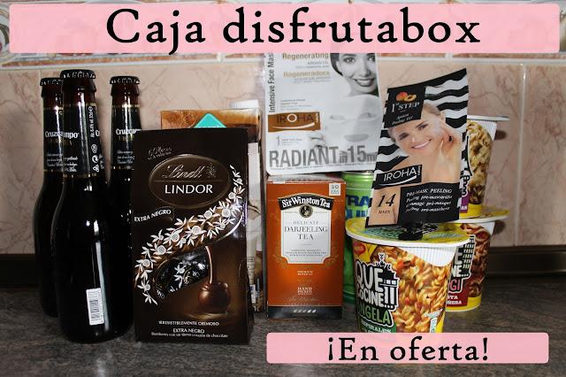 Caja disfrutabox Noviembre - Diciembre