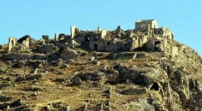 L'antica Angiò sul monte Suso a Montallegro
