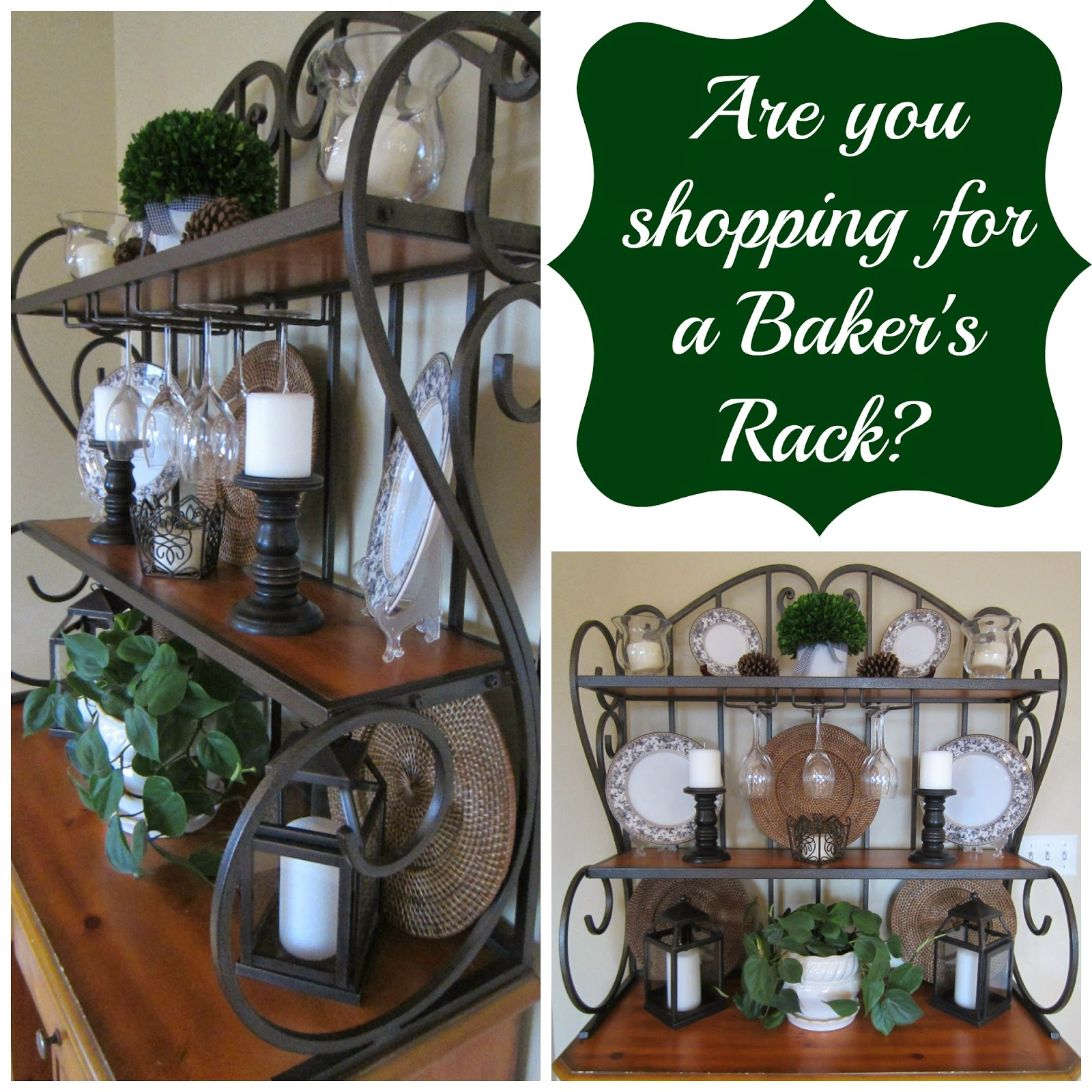 Where to buy a Baker's Rack - a few helpful sources