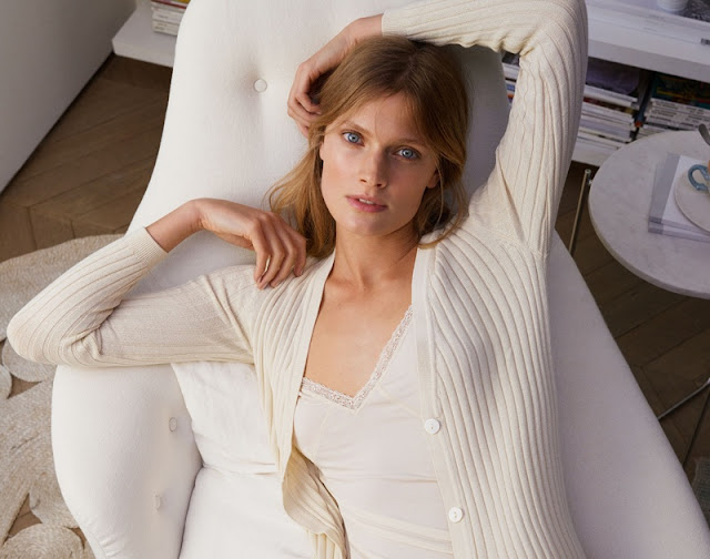 Zara Home Lingerie Spring/Summer Latest Lookbook