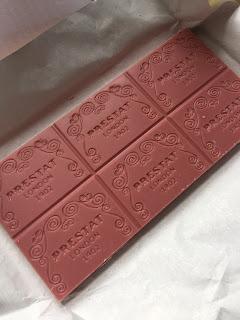 Prestat Ruby Chocolate Bar