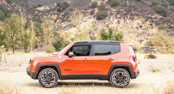 2016 Jeep Renegade Specs, Dealer Price