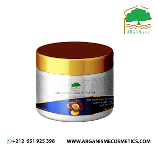 Argan Oil night Cream Wholesale supplier