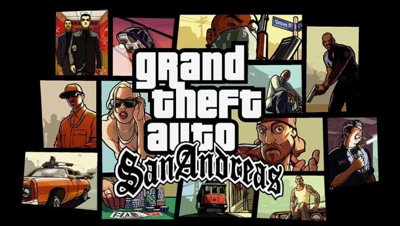 Kumpulan ENB Series GTA San Andreas Keren Untuk PC Spek Rendah