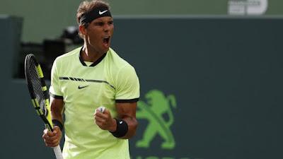 टेनिस : स्पेन के स्टार टेनिस खिलाड़ी राफेल नडाल ने जीता 5वां मेड्रिड ओपन खिताब