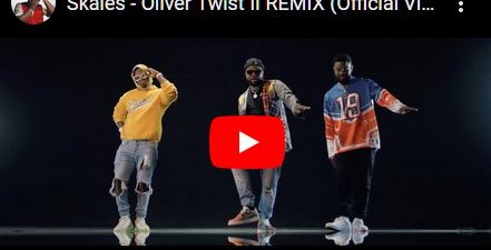 [SB-VIDEO] Skales – Oliver Twist II (Remix) ft. Falz & Harmonize