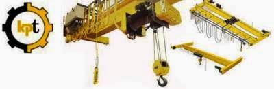 Kontraktor fabrikasi Hoist Crane cargo Lift di Indonesia
