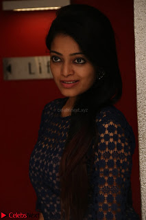 Dazzling Janani Iyer New pics in blue transparent dress spicy Pics 014.jpg