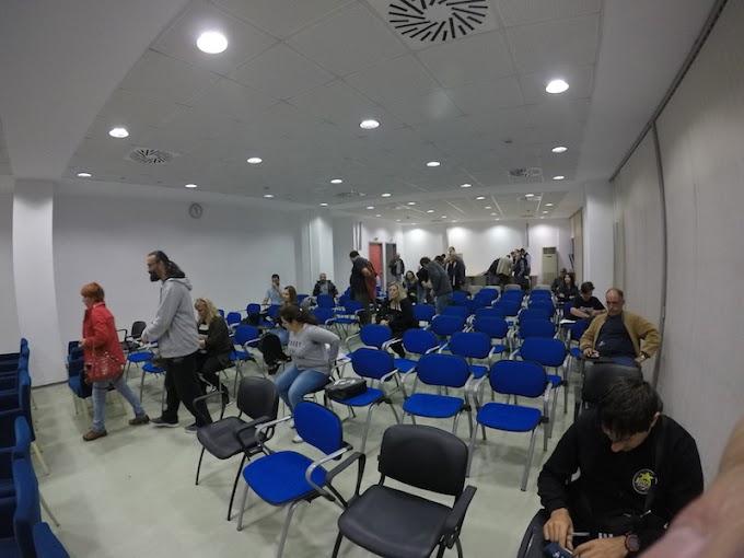 Σχολή βοηθών διαιτητών-κριτών στη Θεσσαλονίκη