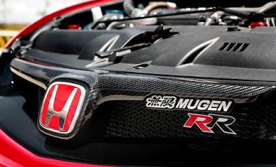 Honda Civic Mugen RR Logo