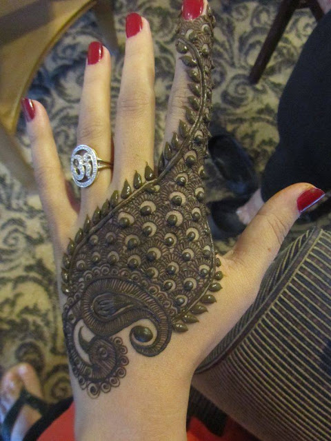 Mehandi Design for Hands 8