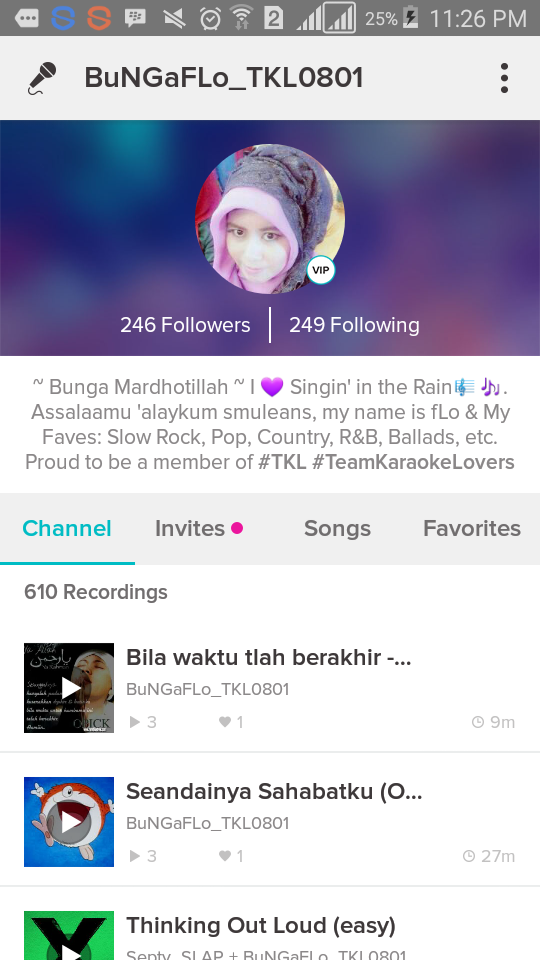 how to delete my smule account