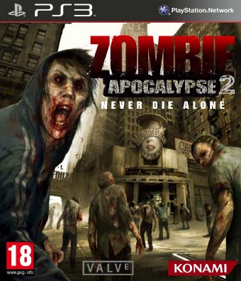 Zombie Apocalypse 2 Never Die Alone Dlc Psn Ps3 Eur 3 55