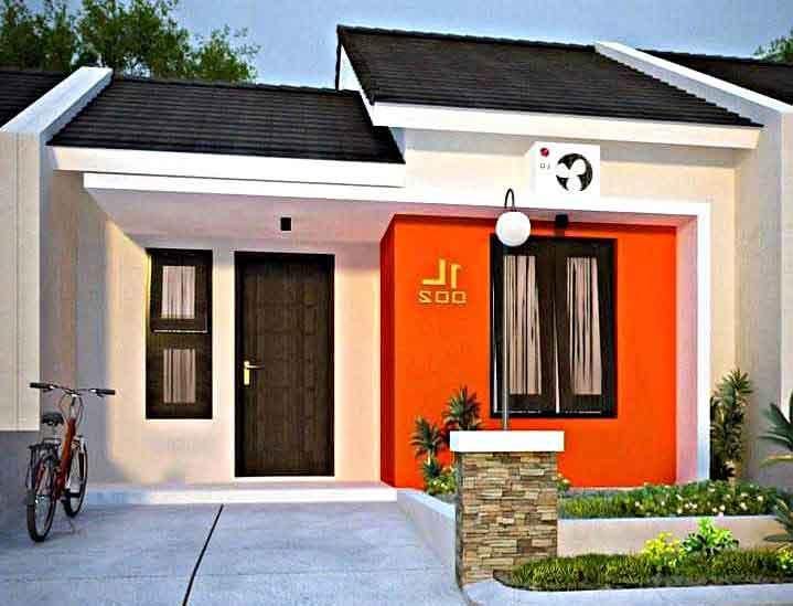 620 Gambar Rumah Minimalis Model Sederhana Gratis Terbaik