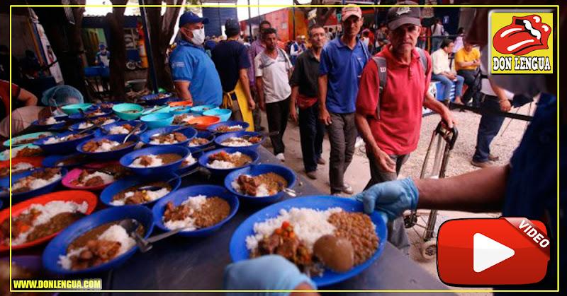 4000 personas buscan la Ayuda Humanitaria en Cúcuta y la traen dentro de sus estómagos