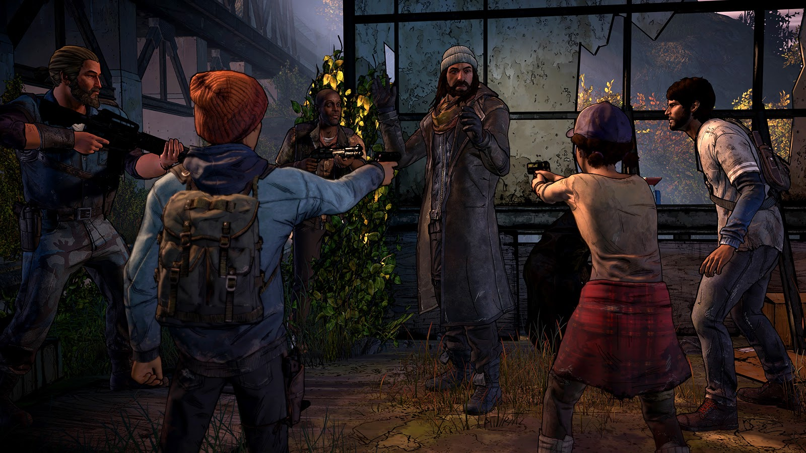 The Walking Dead A New Frontier Episode 4 ESPAÑOL PC Full (CODEX) 10