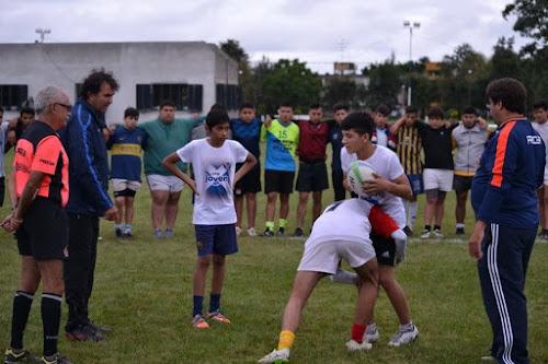 Encuentro de X Rugby en Tucumán