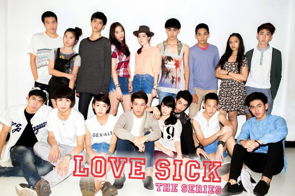 Love Sick The Series [ENG SUBS/REVIEW] | FISHMEATDIE