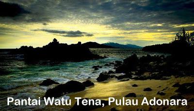 Pantai Watu Tena