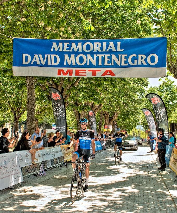 Moreno se impone en La Copa de España David Montenegro