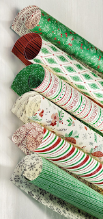 This Christmas Designer Series Paper