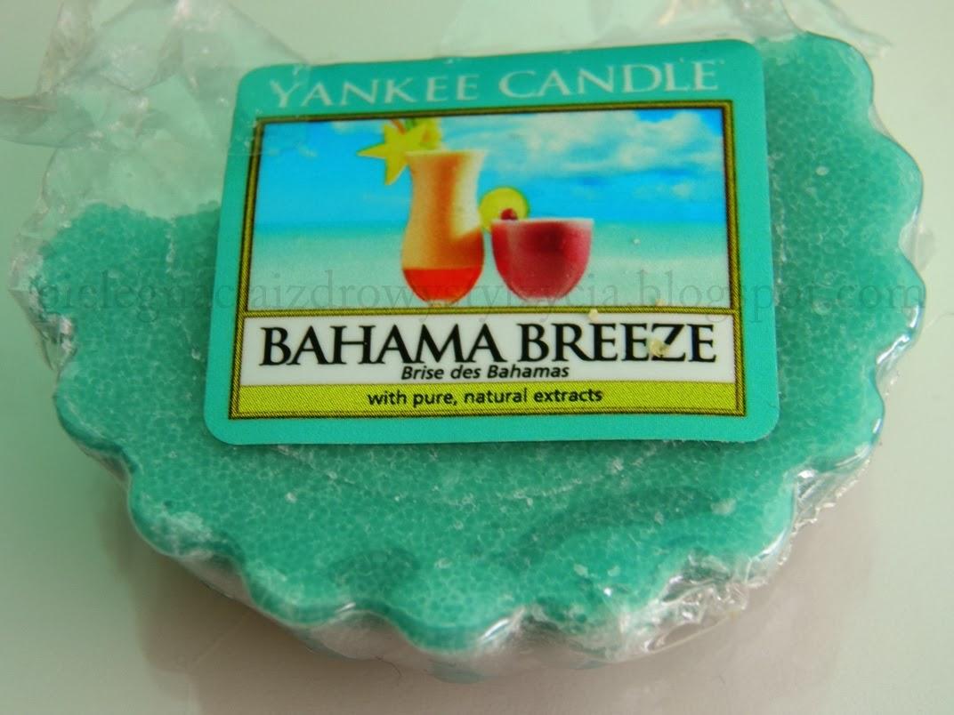Owocowo z Yankee Candle: Bahama Breeze i Waikiki Melon