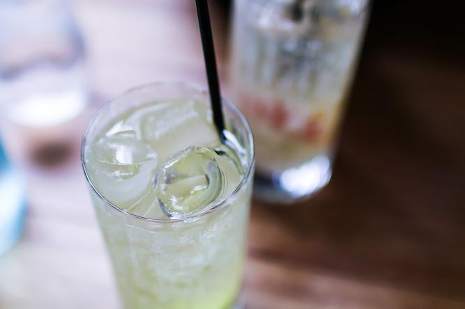 Lucky Suzie Sydney Smoky Lemonade