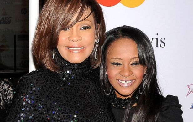 Bobbi Kristina - Whitney Houstan