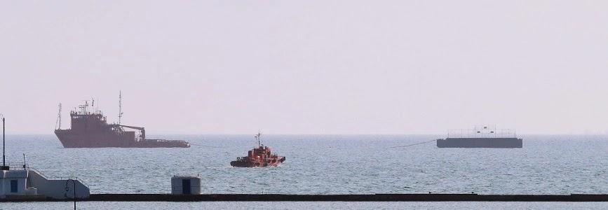 До складу ВМСУ зараховано два судна забезпечення