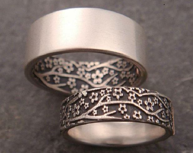 21 Stunning Couple Ring Ideas For Your Engagement Or