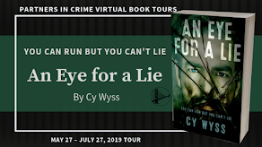 An Eye for a Lie – 4 June