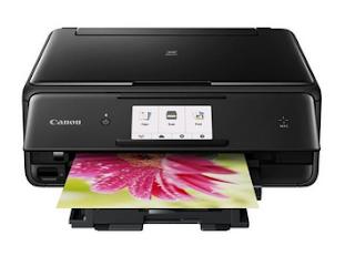 Canon PIXMA TS8050 Driver Download