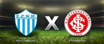 Novo Hamburgo x Inter Ao Vivo Hoje, ás 19:00 no PFC - 23/03/2019