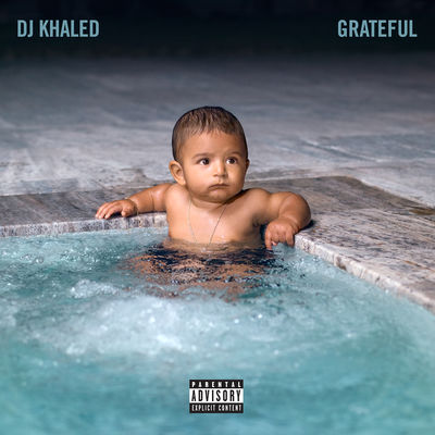 DJ Khaled - Grateful - Album Download, Itunes Cover, Official Cover, Album CD Cover Art, Tracklist