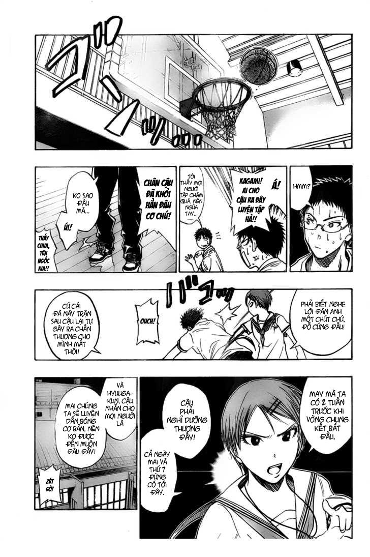 Kuroko No Basket chap 038 trang 8