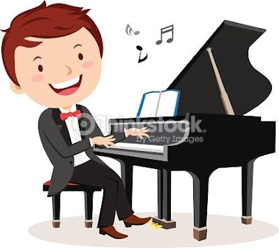 Vì sao các ca sĩ luôn phải học đàn piano