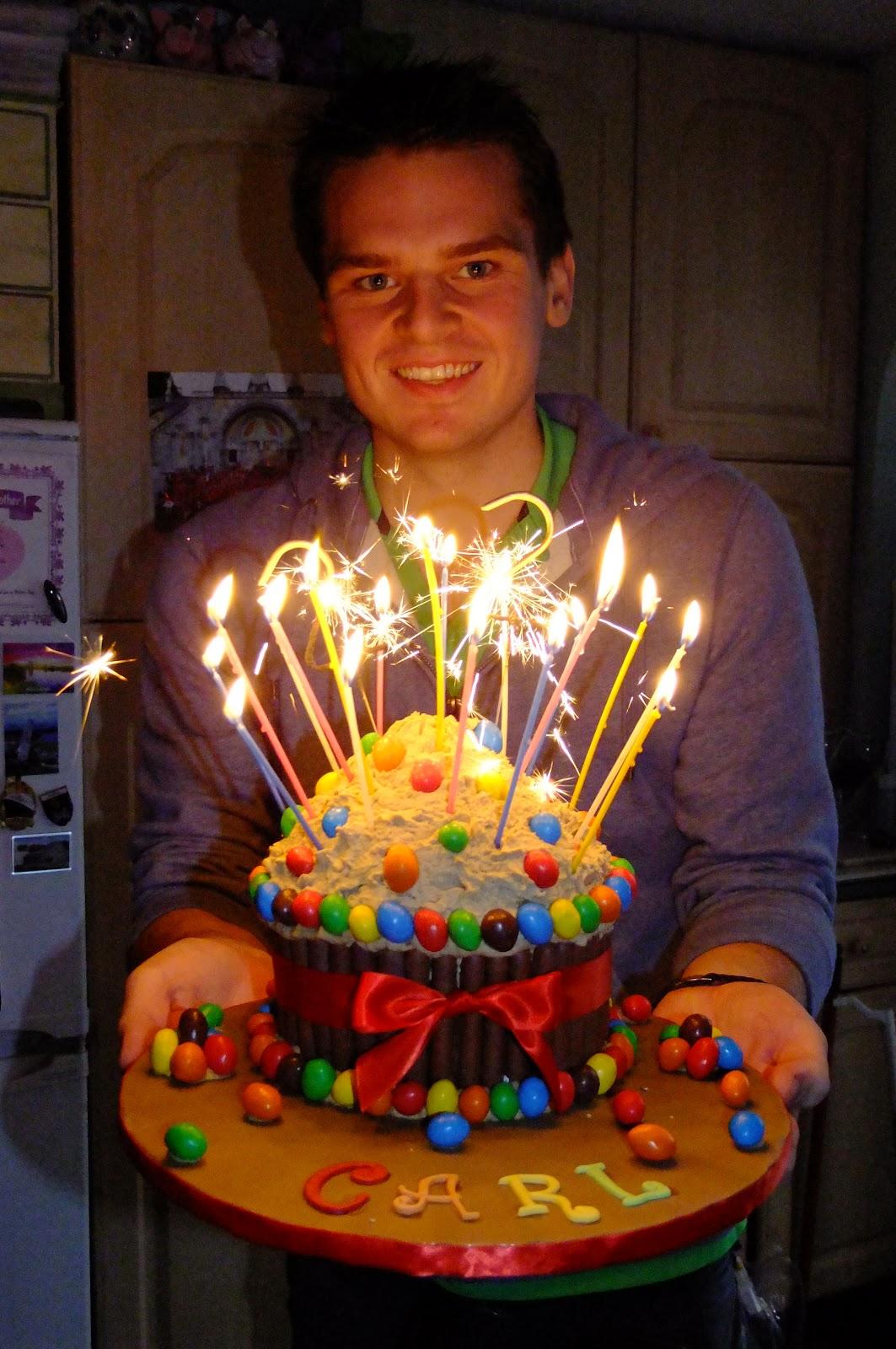 One Day In My Life Lyzzydee Happy Birthday Carl