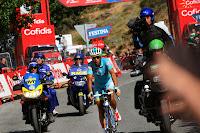 La Vuelta a España with Vincenzo Nibali