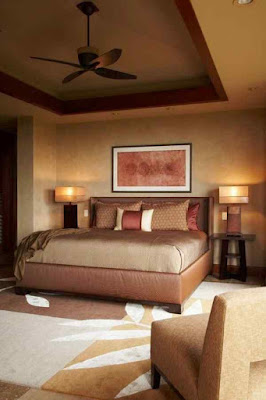 Modern+Bedroom+Color+Schemes-Soft+Browns
