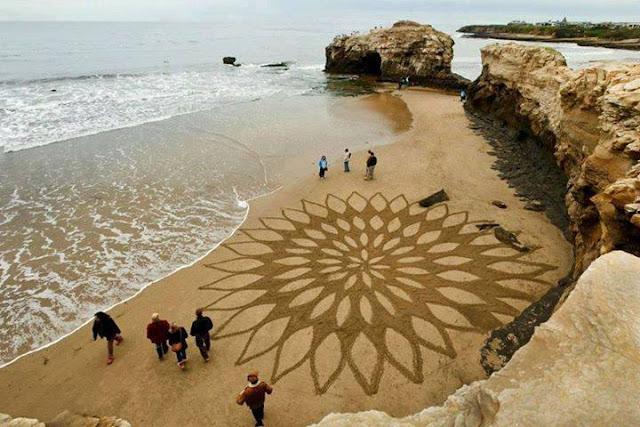 Beach Sand Arts - Amazing!